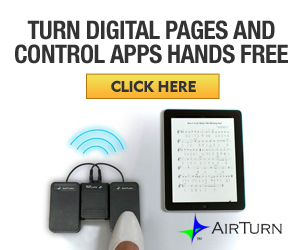 Turn Digital Pages and Control Apps Hands Free