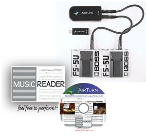 AT-104 Professional Package for Mac and PC with FS-5